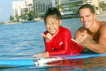 Childrens Surf Lessons